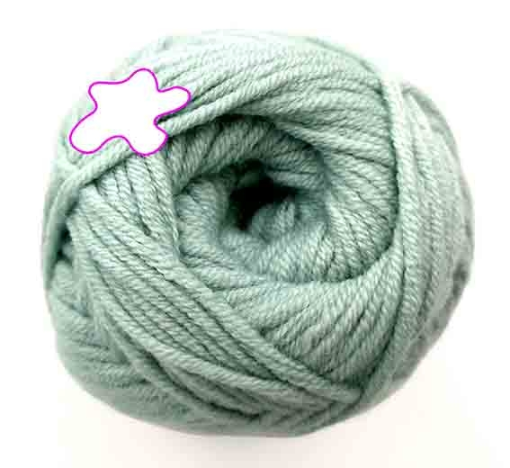 C019 Cotton blended yarn