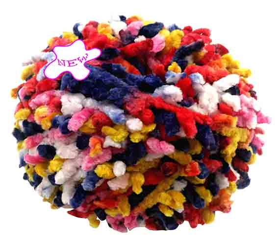 P303 - Coral velvet yarn
