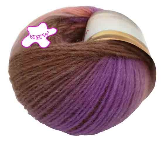 吴中W063 - Alpaca wool yarn